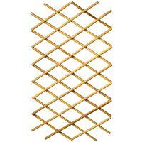 Nature Градинска пергола, 45x180 см, бамбук, 6040720
