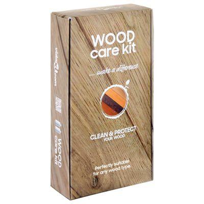 Комплект за грижа за дърво, CARE KIT, 2x250 мл