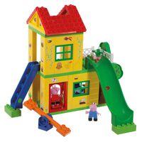 BIG Peppa Bloxx Комплект къща за игра от 75 части