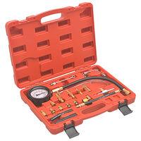 vidaXL Комплект за измерване на налягане в горивната система